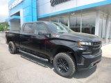 2019 Chevrolet Silverado 1500 Black