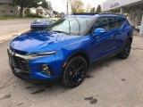 Chevrolet Blazer 2019 Data, Info and Specs