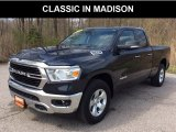 2019 Maximum Steel Metallic Ram 1500 Big Horn Quad Cab 4x4 #133146650