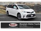 2020 Toyota Sienna XLE AWD