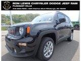 2019 Black Jeep Renegade Latitude 4x4 #133146613