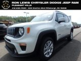 2019 Alpine White Jeep Renegade Latitude 4x4 #133146612