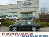 2010 Tuxedo Black Metallic Ford Fusion SE #13296341