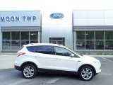 2014 White Platinum Ford Escape Titanium 2.0L EcoBoost 4WD #133166419