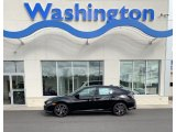 2019 Crystal Black Pearl Honda Civic Sport Hatchback #133166307