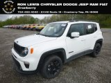 2019 Alpine White Jeep Renegade Latitude 4x4 #133166288