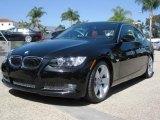 2007 Black Sapphire Metallic BMW 3 Series 335i Coupe #13298423