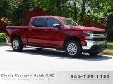 2019 Cajun Red Tintcoat Chevrolet Silverado 1500 LT Z71 Crew Cab 4WD #133191243