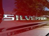 Chevrolet Silverado 1500 Badges and Logos