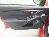 2019 Subaru Impreza 2.0i Sport 4-Door Door Panel