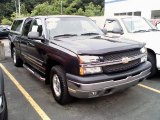 2003 Dark Gray Metallic Chevrolet Silverado 1500 Z71 Extended Cab 4x4 #13294583