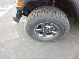 Jeep Gladiator Wheels and Tires