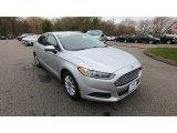 2015 Ingot Silver Metallic Ford Fusion S #133219175