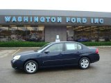 2007 Dark Blue Metallic Chevrolet Malibu LT Sedan #13311807