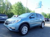 2016 Mountain Air Metallic Honda CR-V EX AWD #133225821