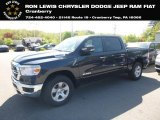 2019 Maximum Steel Metallic Ram 1500 Big Horn Crew Cab 4x4 #133225727
