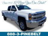 2019 Chevrolet Silverado 2500HD Work Truck Crew Cab Data, Info and Specs