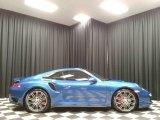 2016 Porsche 911 Turbo Coupe Exterior