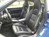 2016 Porsche 911 Turbo Coupe Black Interior