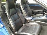 2016 Porsche 911 Turbo Coupe Front Seat