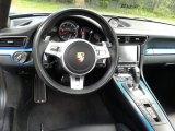 2016 Porsche 911 Turbo Coupe Steering Wheel