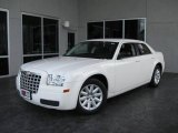2008 Stone White Chrysler 300 LX #13296297