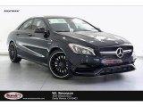 2018 Mercedes-Benz CLA AMG 45 Coupe