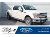 2019 White Platinum Ford F150 XLT SuperCrew 4x4 #133225829