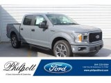 2019 Abyss Gray Ford F150 STX SuperCrew #133225828