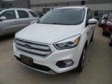 2019 White Platinum Ford Escape Titanium #133247812