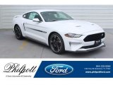 2019 Oxford White Ford Mustang California Special Fastback #133247719