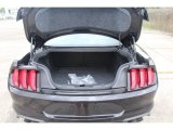 2019 Ford Mustang California Special Fastback Trunk