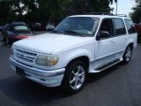 1995 Oxford White Ford Explorer Limited 4x4 #13293130