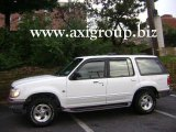 1997 Oxford White Ford Explorer XLT 4x4 #13311825