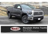 2019 Magnetic Gray Metallic Toyota Tundra Limited Double Cab 4x4 #133247585