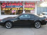 2003 Black Ford Mustang GT Coupe #13311004