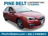 2019 Crimson Red Pearl Subaru Impreza 2.0i Limited 5-Door #133269176