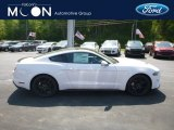2019 Oxford White Ford Mustang EcoBoost Fastback #133269247