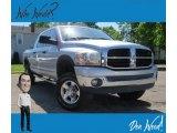 2006 Bright Silver Metallic Dodge Ram 1500 SLT Mega Cab 4x4 #133269121
