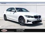 2019 Alpine White BMW 3 Series 330i Sedan #133269265