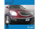 2010 Red Jewel Tintcoat Buick Enclave CXL #133269306