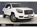 2016 Summit White GMC Acadia SLT #133287483