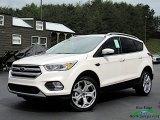 2019 White Platinum Ford Escape Titanium 4WD #133287193