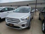 2019 Ingot Silver Ford Escape SE #133287558