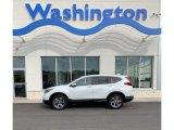 2019 Platinum White Pearl Honda CR-V EX-L AWD #133287402