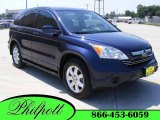 2007 Royal Blue Pearl Honda CR-V EX-L #13309767