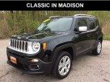 2016 Black Jeep Renegade Limited 4x4 #133312563