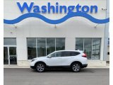 2019 Platinum White Pearl Honda CR-V EX-L AWD #133312425