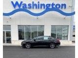 2019 Crystal Black Pearl Honda Civic EX Sedan #133312421
