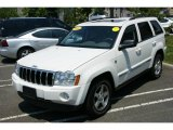2006 Stone White Jeep Grand Cherokee Limited 4x4 #13310999